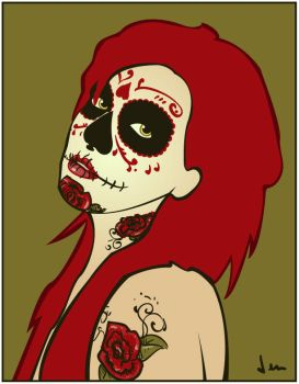 Day of the Dead by minorgrey