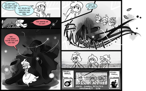 AATR3 Round 2: Storytime- 18 by LlamaDoodle