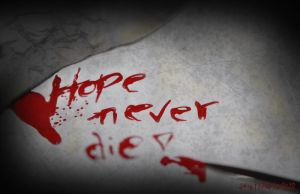Hope never die by SmartyPhoto