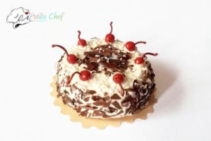 Blackforest Cake by kuroso