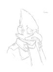 Falco Animation Test by Lightrail