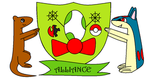 New Alliance Logo / Coat of Arms by BudCharles