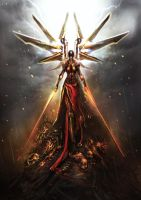 Uriel - The Fire Of God by theDURRRRIAN