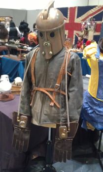 MCM Expo Oct 13 - Steampunk by NuFenix
