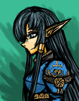 Elf Side by Endless-warr