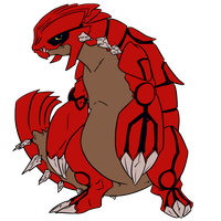 Groudon by ZAZL