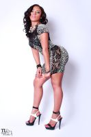 Keisha Bankz Dressed to impress by TLGlamStudio