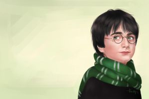 Harry wallpaper by kimpertinent