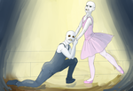 Dancin with Voldy by papyrus-tree