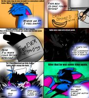 Spike's life page 2 by ShadowtailsDerol