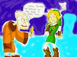 Herbert, the sage of popsicles by Keirii-of-Celts