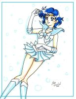 :: SAILOR MERCURY :: by AnimeJanice