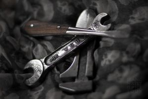 Old tools. by Azram