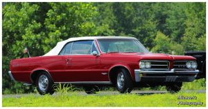 A Pontiac GTO Convertible by TheMan268