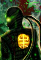 Gift: Ermac by WinterSpectrum