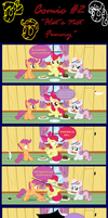 Comic Diamond? by MagerBlutooth