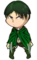 Chibi Levi- Request by MoonHunter02
