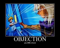 Objection by TornWolf