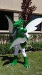 Anime North 2015 - Scyther by jussicpark
