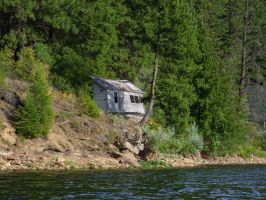 lake cabin 3 by divine-royalty