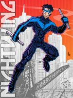 Nightwing by Boy-Meets-Hero