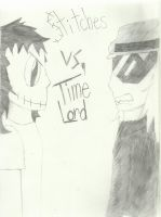 StichGirl VS. TimeLord810 by extreme810