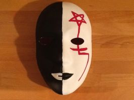 D-gray man mask by yellow-submarine7