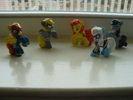 Blind Bag Customs by pixijenjen