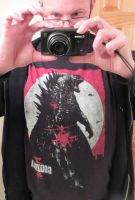 A Fairly New Godzilla Shirt by Legrandzilla