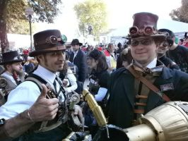 Lucca Comics and Games 2011 by Steampunk-Italia
