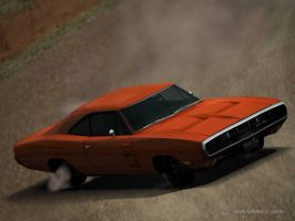 charger dirt drifting by deviantdon5869