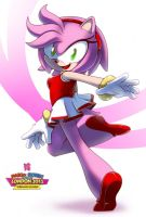 Amy rose  +London 2012+ by nancher