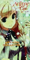 ..Anime Cafe Entry.. by KagamineReen