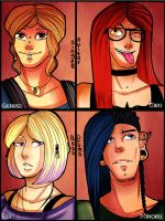 Roses in the Dust 2014 by shyBUTartistic