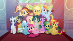 [MLP ] All friends group photo by Luke262