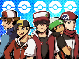 pokemon boys by jurieduty