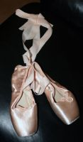 Ballet Shoes by Sassy-Stock