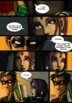 Home: Chapter1 Pg4 by harlequeenade