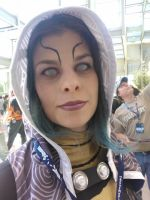 Tali unmasked by Bored2d