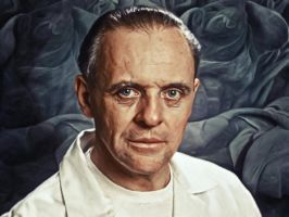 Hannibal Lecter by G-10gian82
