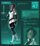 Agent 47 Redesign by Miha-Hime