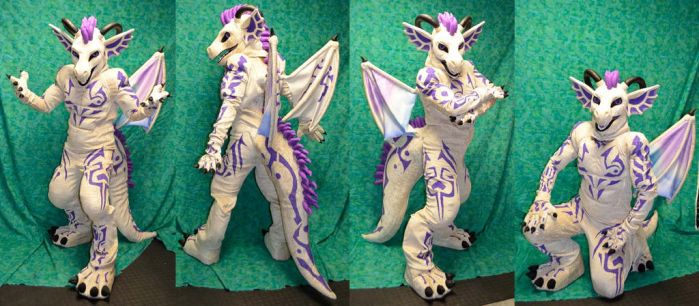 Lumio the Dragon by temperance