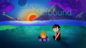 Vechs Plays Starbound by DazeDawning