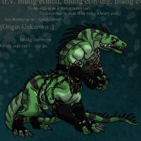 Bludgeon :vultidomian by CBSorgeArtworks