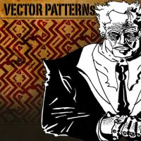 vector pattern 105 by paradox-cafe
