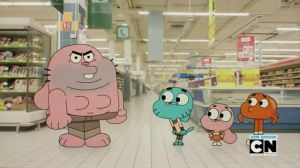 The Amazing World of Gumball - The Limitation by AngryBirdsStuff