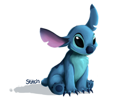.: Stitch :. by Zilla-Hearted