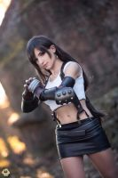 Tifa - Final Fantasy VII Cosplay by KICKAcosplay