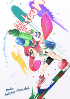 Splatoon by c-kama