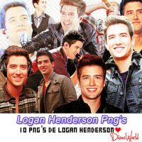 Logan Henderson 10 Pngs by DivasWorld